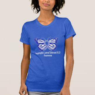 Camiseta ALS da esclerose de lateral Amyotrophic com