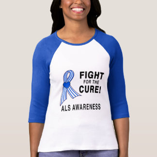 Camiseta ALS: Luta para a cura