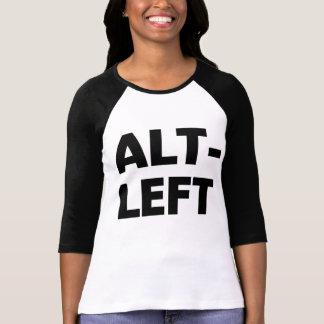 Camiseta Alt-Esquerdo