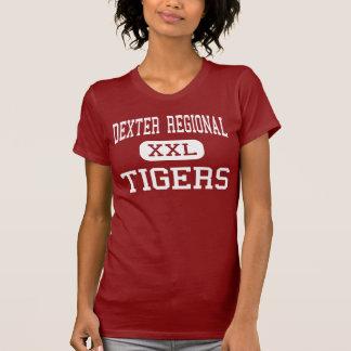 Camiseta Alto regional de Dexter - tigres - - Dexter Maine
