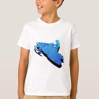 Camiseta Alturas verticais