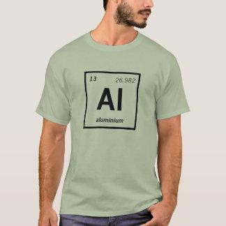 Camiseta Alumínio químico