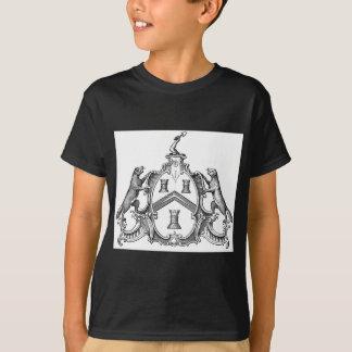 Camiseta Alvenaria maçónica dos pedreiro do pedreiro da