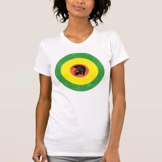 Camiseta Alvo da modificação de Jamaica