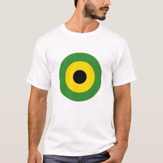 Camiseta Alvo de Jamaica