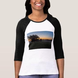 Camiseta Alvorecer de Ozarks agosto