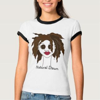 Camiseta Alvorecer natural