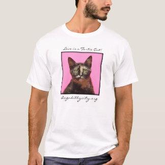 Camiseta Alvorecer - o amor é um t-shirt de Tortie