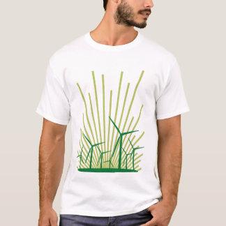 Camiseta alvorecer: raio de luz