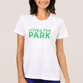 Camiseta Ama o T das mulheres do parque