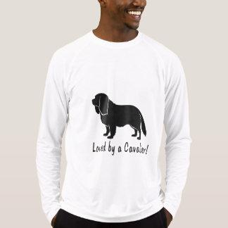 Camiseta Amado por um Cavalier!