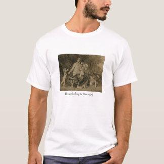 Camiseta Amamentar é bonita