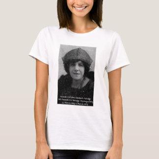 Camiseta Amanda Christina Elizabeth Aldridge
