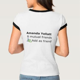 Camiseta Amanda Yellatt