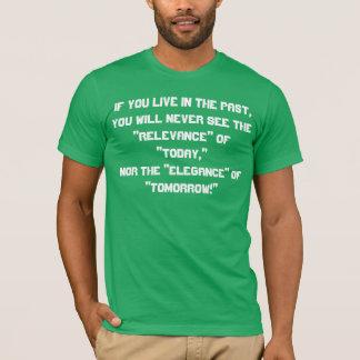 Camiseta Amanhã