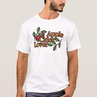Camiseta Amante da sidra de maçã