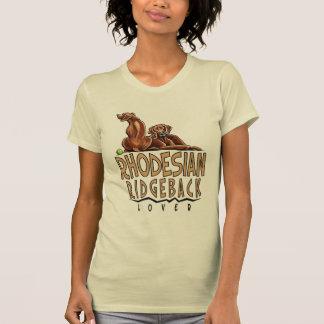 Camiseta Amante de Rhodesian Ridgeback