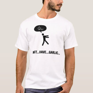 Camiseta Amante do alho