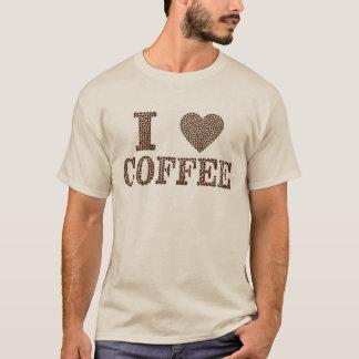 Camiseta Amante do café