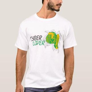 Camiseta Amante do Cyber
