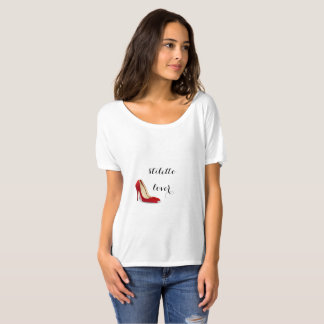 Camiseta Amante do estilete