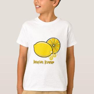 Camiseta Amante do limão