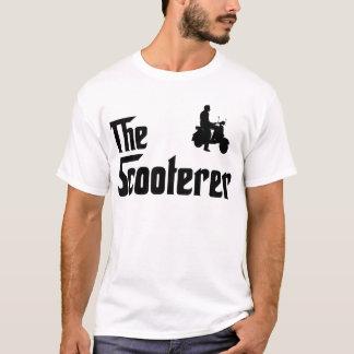 Camiseta Amante do patinete