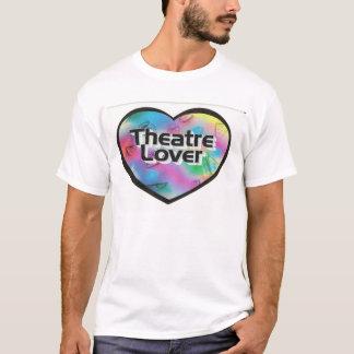 Camiseta Amante do teatro