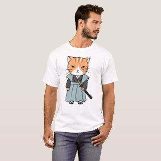 Camiseta Amante engraçado do gato do t-shirt do gato do