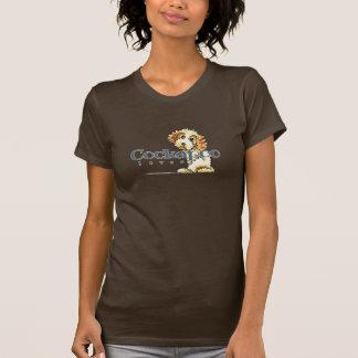 Camiseta Amante louro de Cockapoo