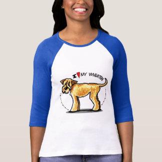 Camiseta Amante Wheaten de SCWT Terrier