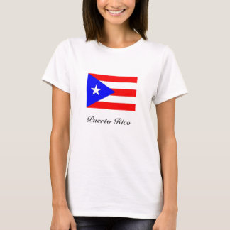 Camiseta Amantes do latino de Puerto Rico