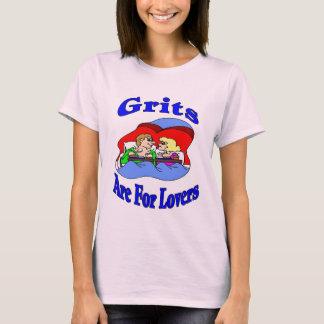 Camiseta Amantes dos grãos