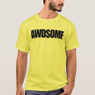 Camiseta Amarelo de Awdsome