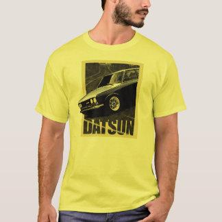 Camiseta Amarelo de Datsun 510