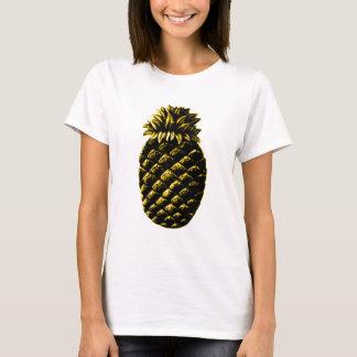 Camiseta Amarelo do abacaxi da hospitalidade o GIF de