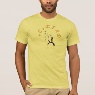 Camiseta amazigh