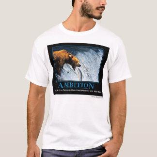 Camiseta Ambição, por despair.com