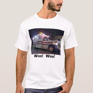 Camiseta Ambulância