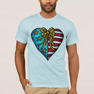Camiseta Ame meus t-shirt do país