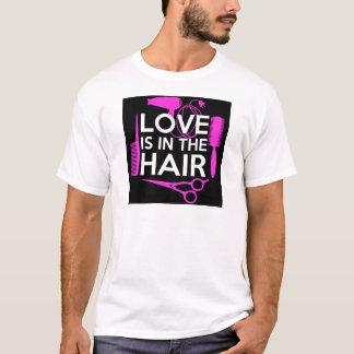 Camiseta Ame seu cabelo