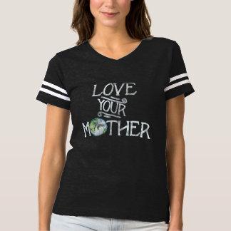 Camiseta Ame seu dia de Mãe Terra
