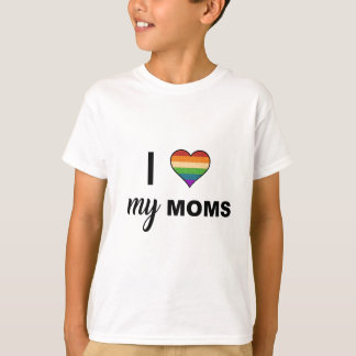 Camiseta Ame suas mães
