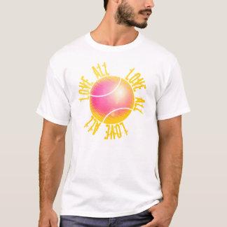 Camiseta Ame todo o tênis