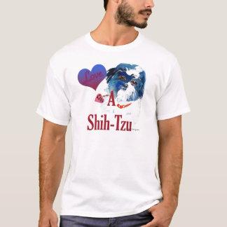 Camiseta Ame um Shih Tzu