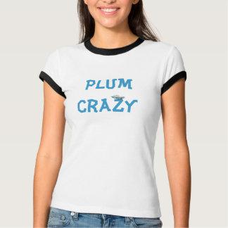 Camiseta Ameixa louca