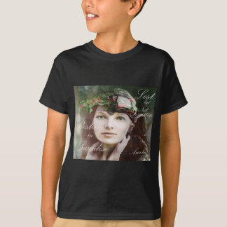 Camiseta Amelia Earhart perdido no tributo do paraíso