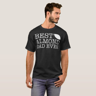 Camiseta Amêndoa