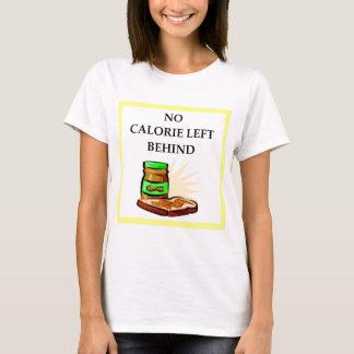 Camiseta amendoim