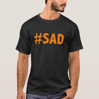 Camiseta AMÉRICA TRISTE (tan do pulverizador da tangerina)